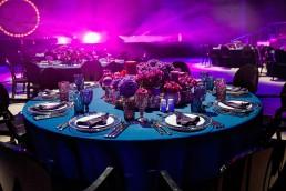 Tavolo cena di gala
